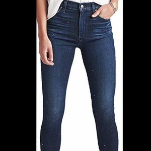 HUDSON Barbara Jeans High Waist Skinny 30